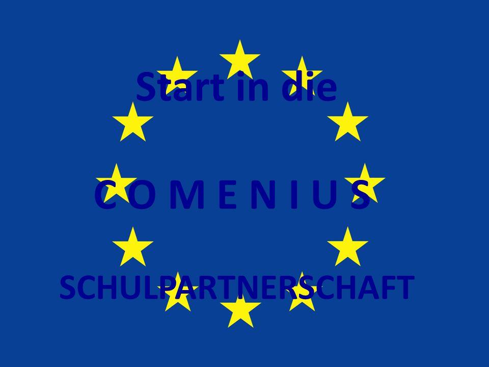 COMENIUS Was ist Comenius.
