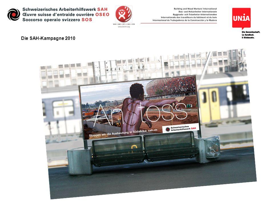 Die SAH-Kampagne 2010