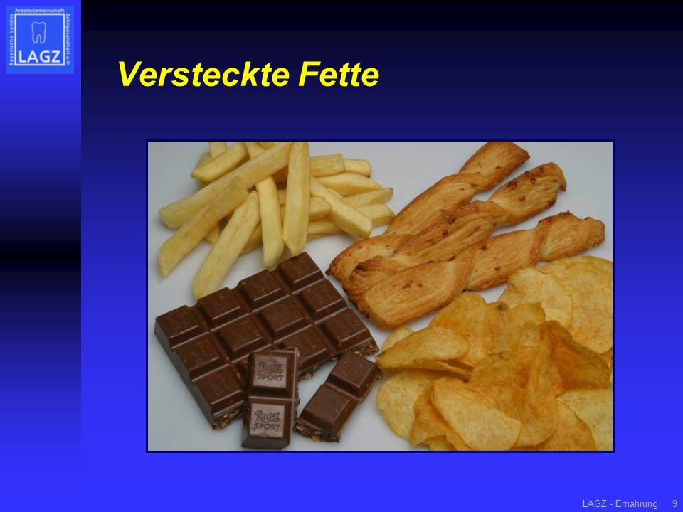 LAGZ - Ernährung10 Vorsicht Säuren !