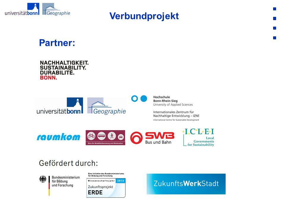 Partner: Verbundprojekt