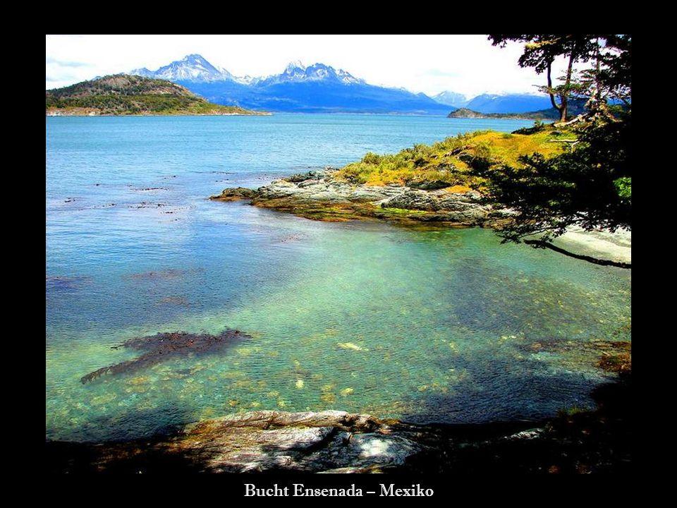 Bucht von Ushuaia – Feuerland Argentinien