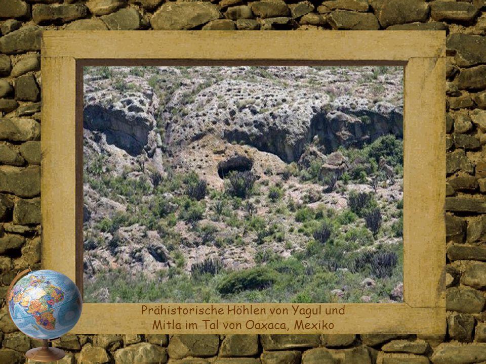 Historischer Handelsweg Camino Real de Tierra Adentro -