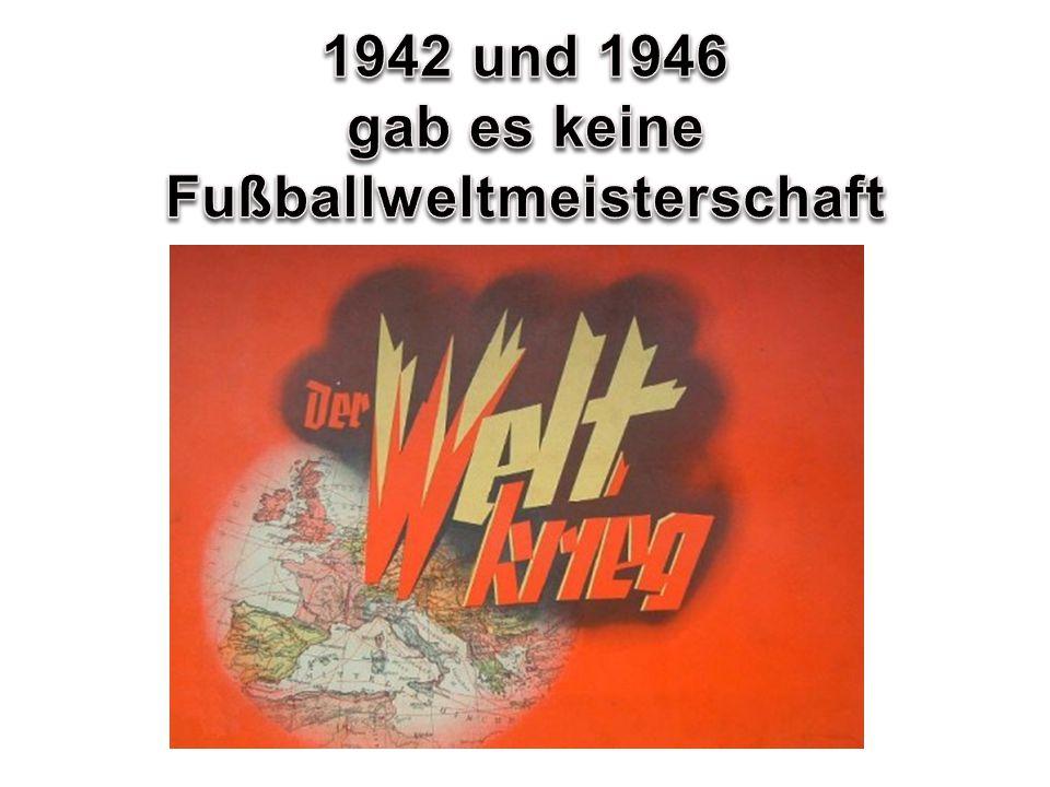 1930 Uruguay Uruguay wurde Weltmeister Deutschland nahm nicht teil 1934 Italien Weltmeister wurde Italien Deutschland wurde dritter 1938 Frankreich It