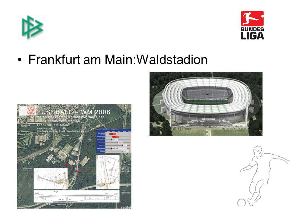 Frankfurt am Main:Waldstadion