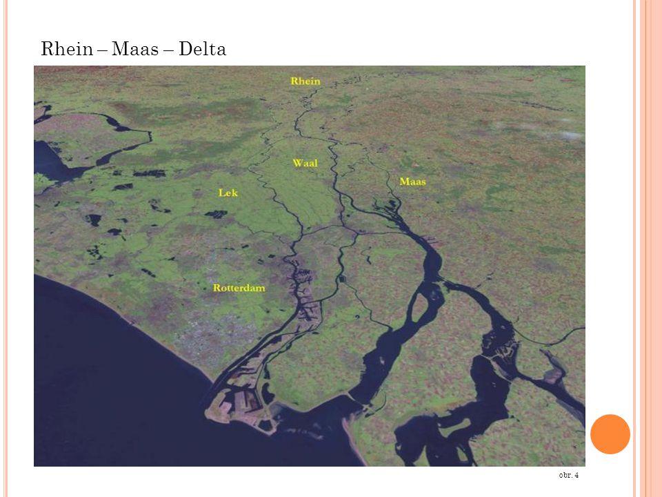 Rhein – Maas – Delta obr. 4