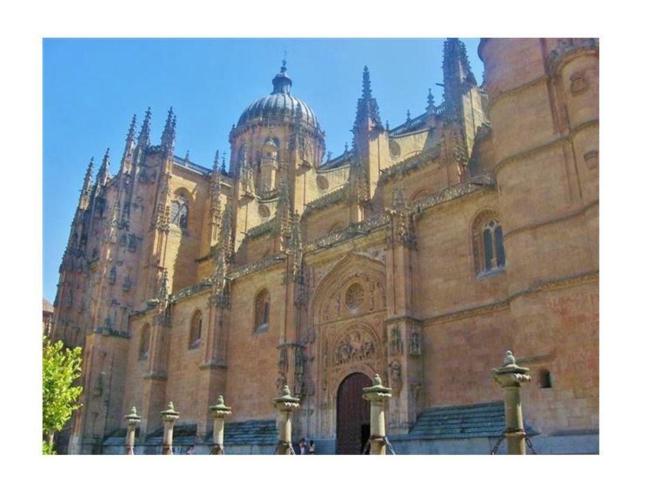 Neue Kathedrale: Westportal