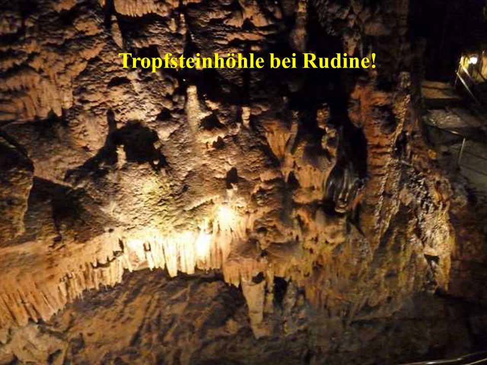 Zur Tropfstein Höhle…