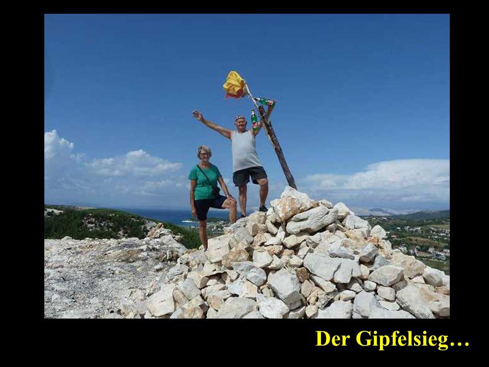 Früchte am Berg Kamenjak…