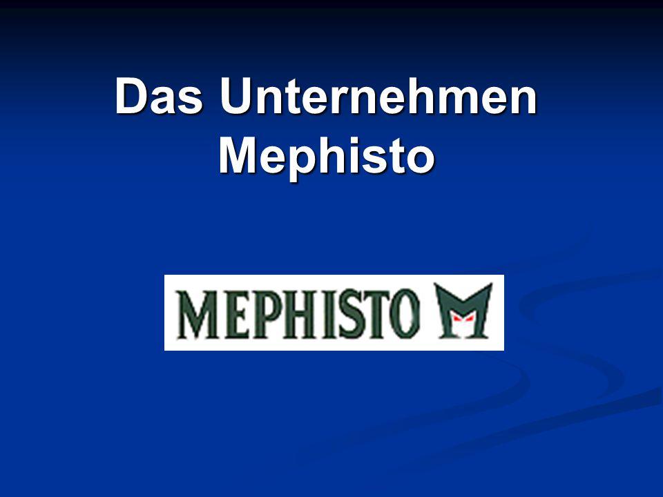 Das Unternehmen Mephisto