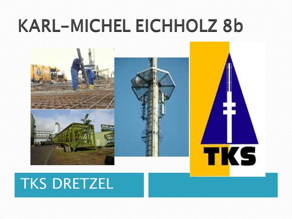 KARL-MICHEL EICHHOLZ 8b TKS DRETZEL