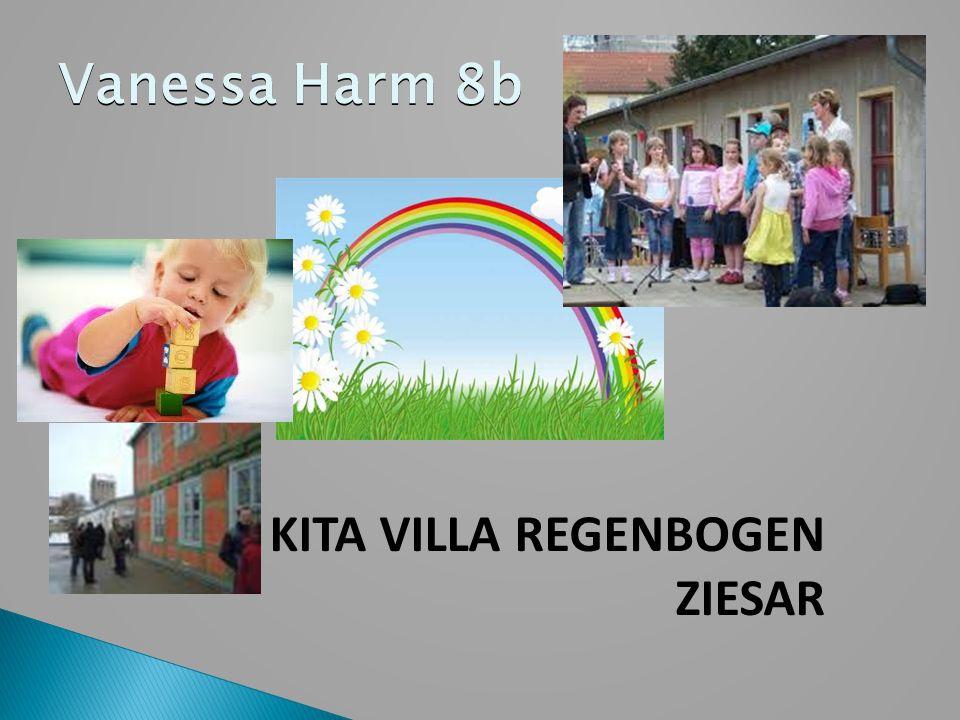Vanessa Harm 8b KITA VILLA REGENBOGEN ZIESAR