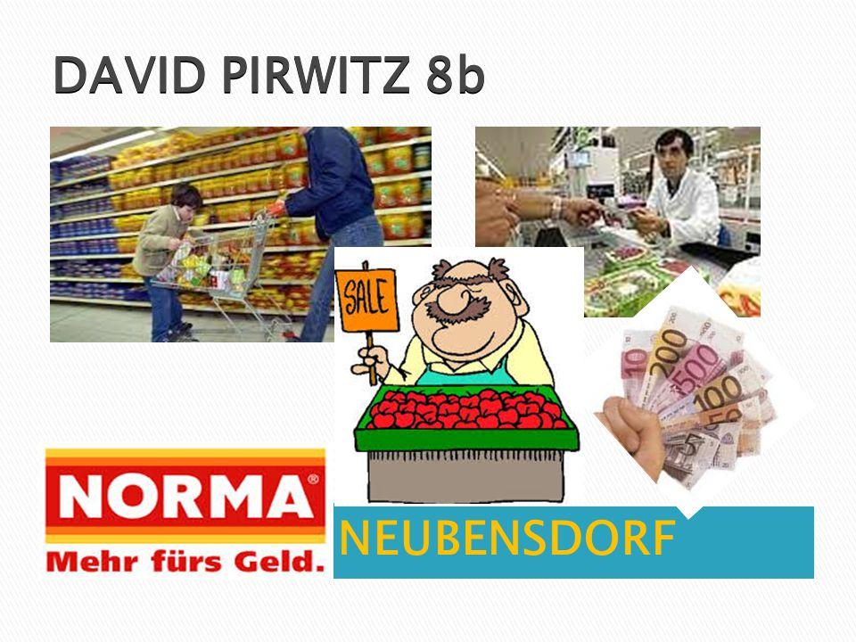 DAVID PIRWITZ 8b NORMA NEUBENSDORF