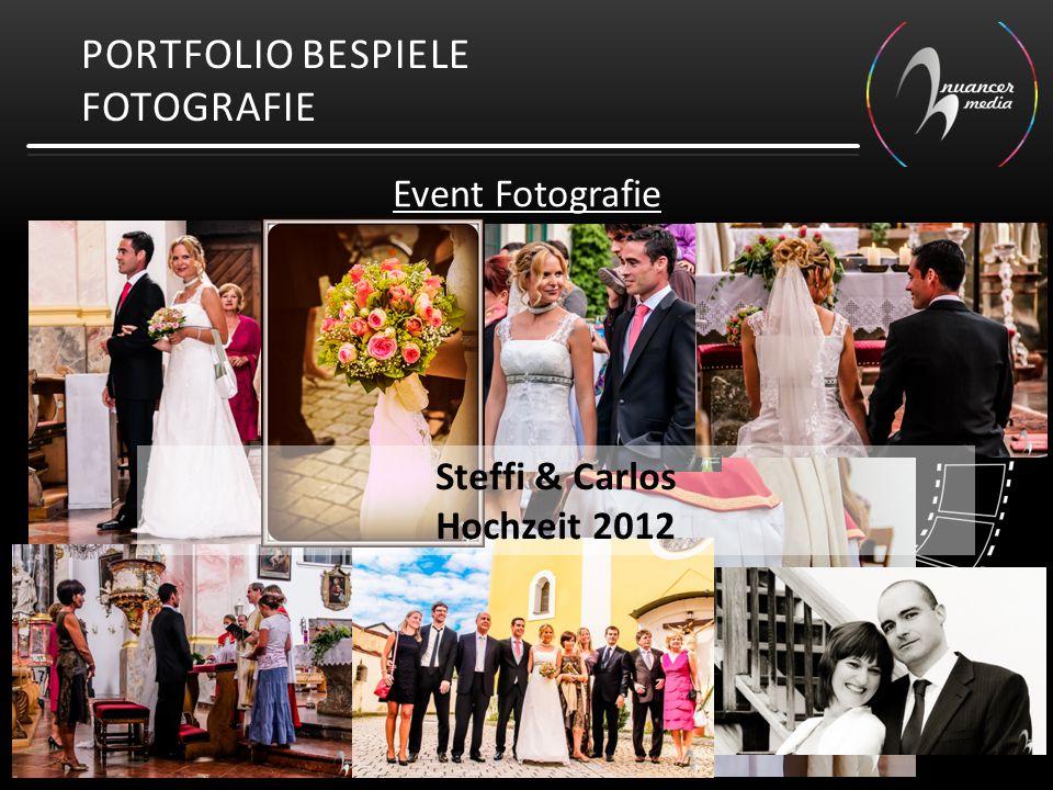 PORTFOLIO BESPIELE FOTOGRAFIE Event Fotografie Steffi & Carlos Hochzeit 2012