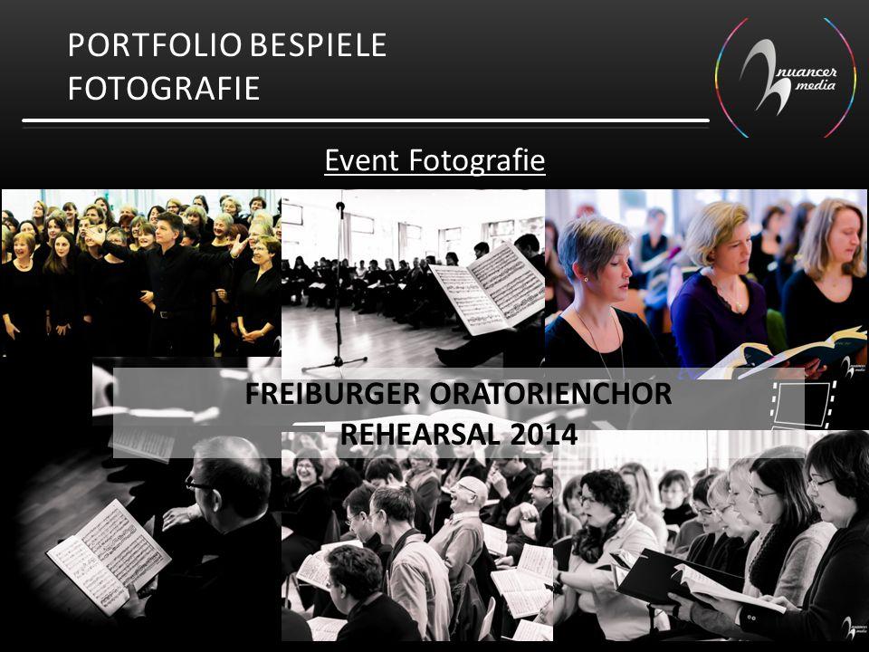 PORTFOLIO BESPIELE FOTOGRAFIE Event Fotografie FREIBURGER ORATORIENCHOR REHEARSAL 2014