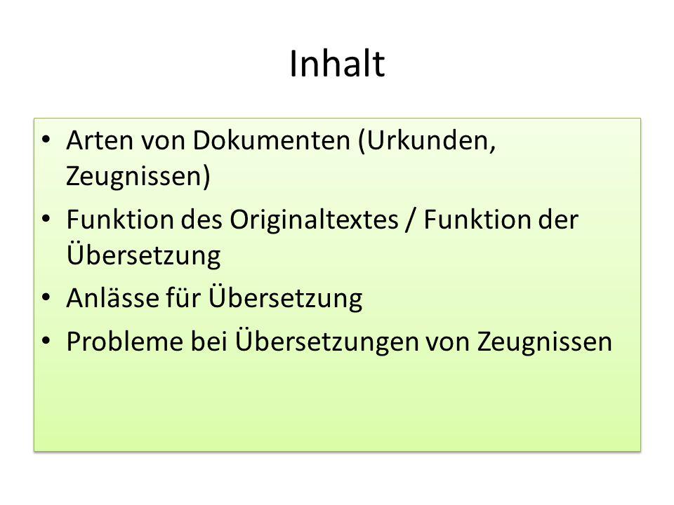 Wiedergabe von Fachbezeichnungen obor vs. předmět povinný, volitelný, povinně volitelný předmět