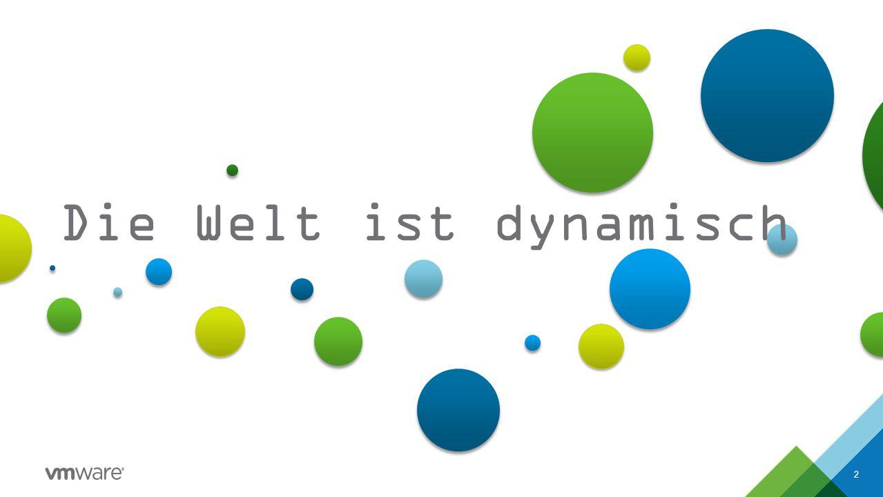 2 Die Welt ist dynamisch