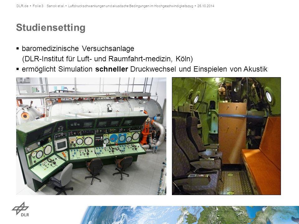 baromedizinische Versuchsanlage (DLR-Institut für Luft- und Raumfahrt-medizin, Köln)  ermöglicht Simulation schneller Druckwechsel und Einspielen v