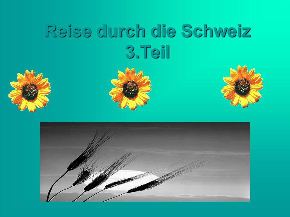 Reise durch die Schweiz 3.Teil