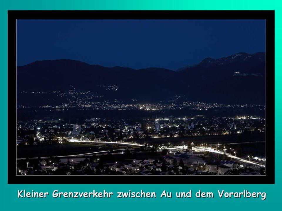 Das Jakobshorn 1000 m über Davos