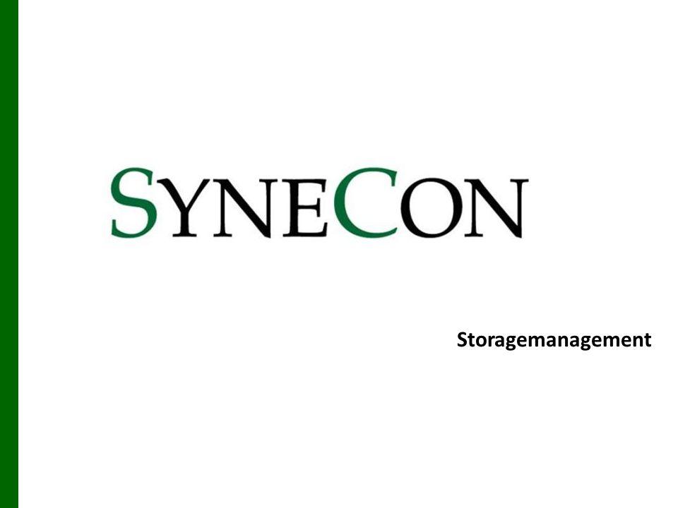 Storagemanagement