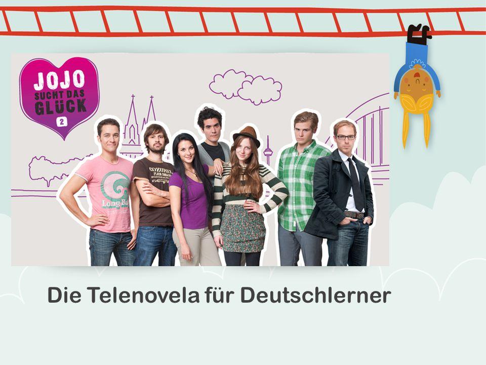 Die Telenovela für Deutschlerner