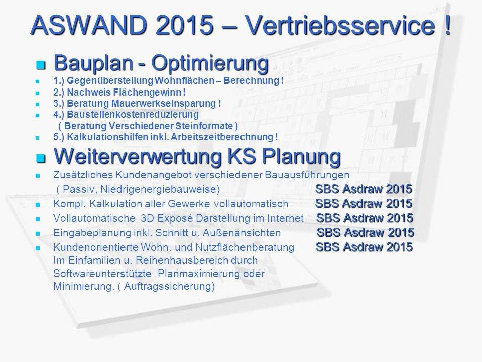 Programm-Highlights I ASW.