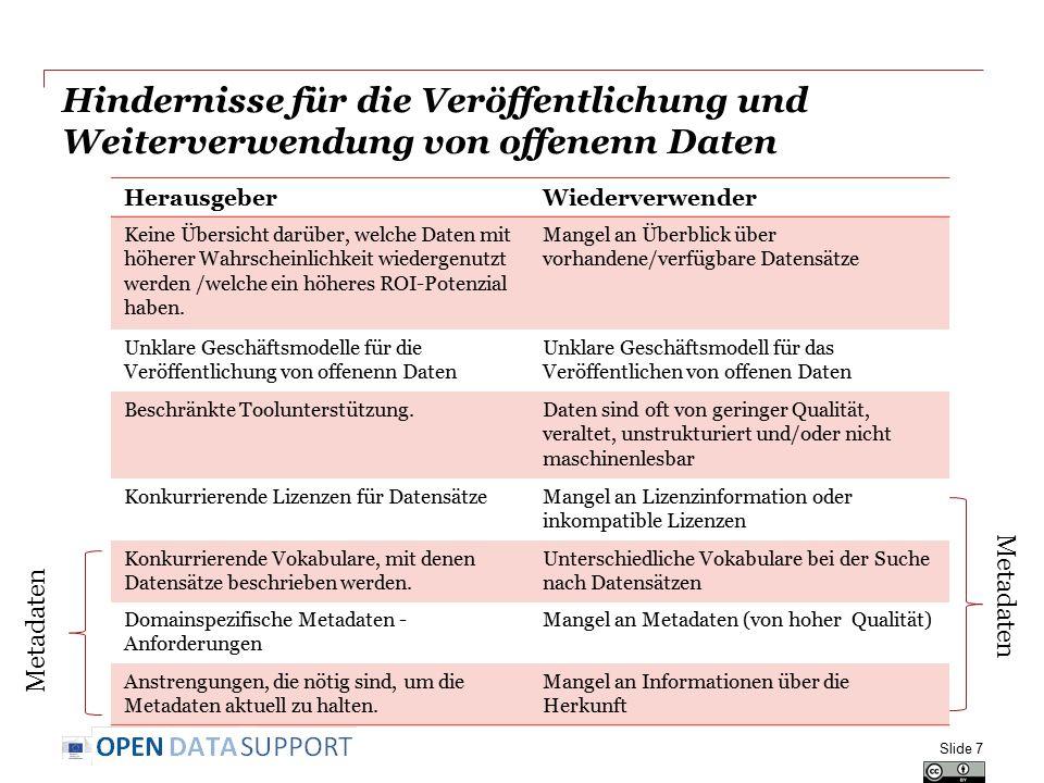 Gruppenfragen Slide 48 Wie viele offene Regierungsdatenportale kennen Sie in Ihrem Land.