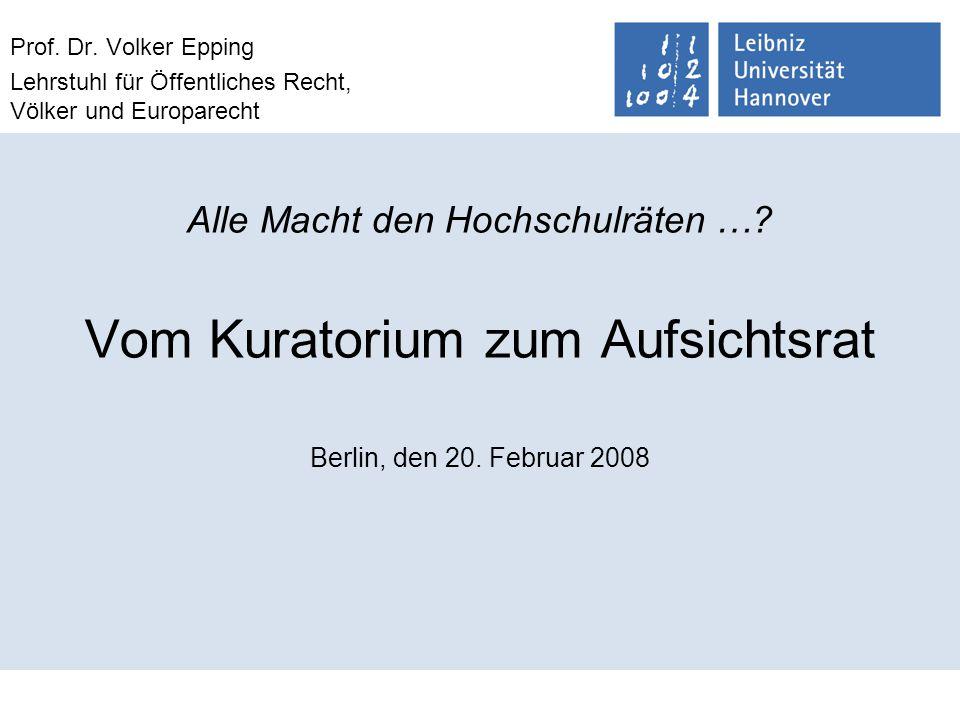 2 Gliederung I.Einleitung II.Die Historische Dimension der Thematik III.Ökonomisierung der Hochschulen IV.Rechtliche Determinanten 1.