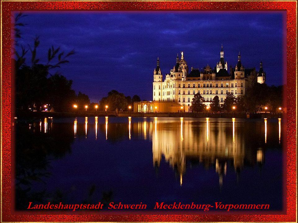 Landeshauptstadt Schwerin Mecklenburg-Vorpommern