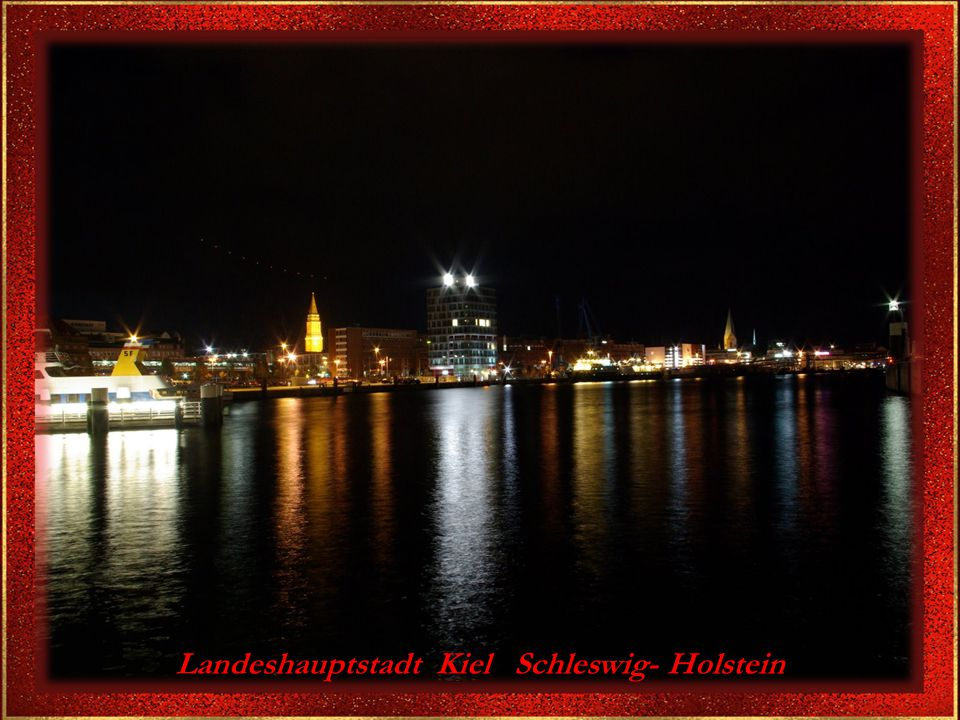 Landeshauptstadt Kiel Schleswig- Holstein