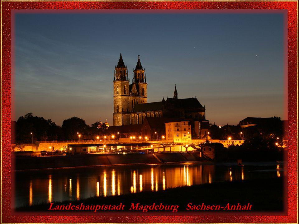 Landeshauptstadt Magdeburg Sachsen-Anhalt