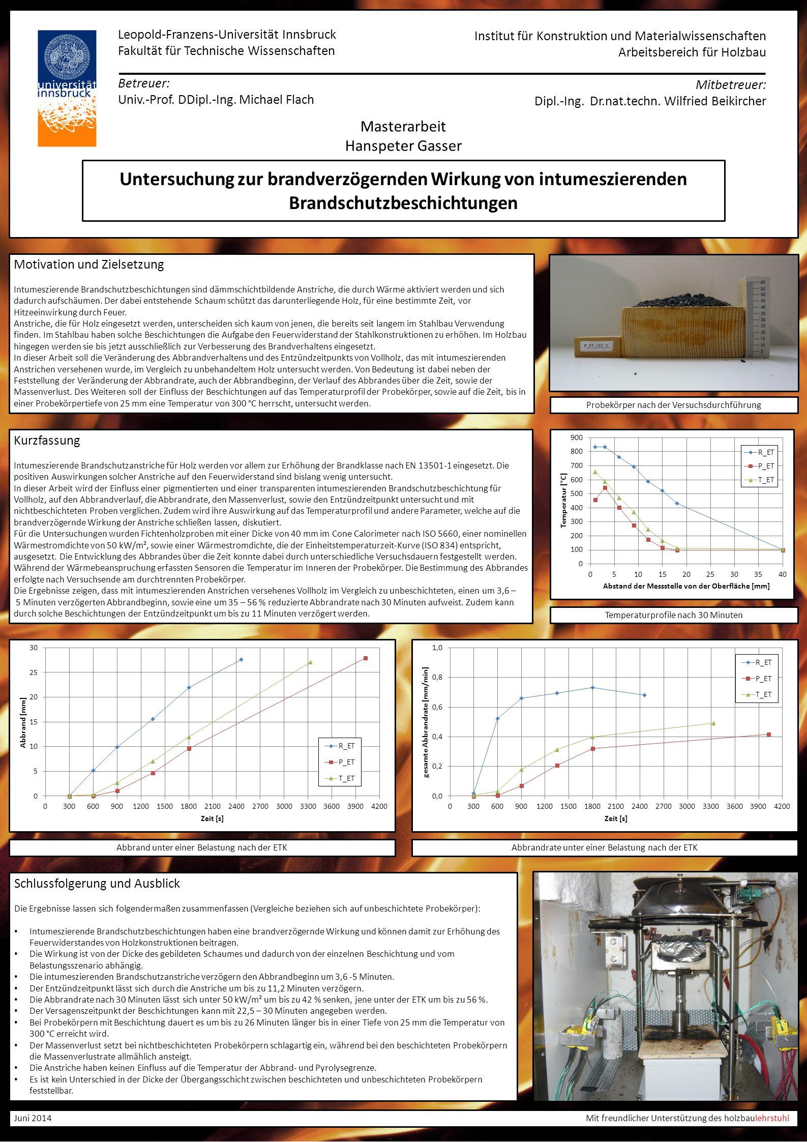 Leopold-Franzens-Universität Innsbruck Fakultät für Technische Wissenschaften Betreuer: Univ.-Prof. DDipl.-Ing. Michael Flach Institut für Konstruktio