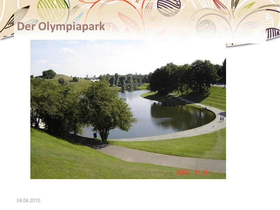 Der Olympiapark