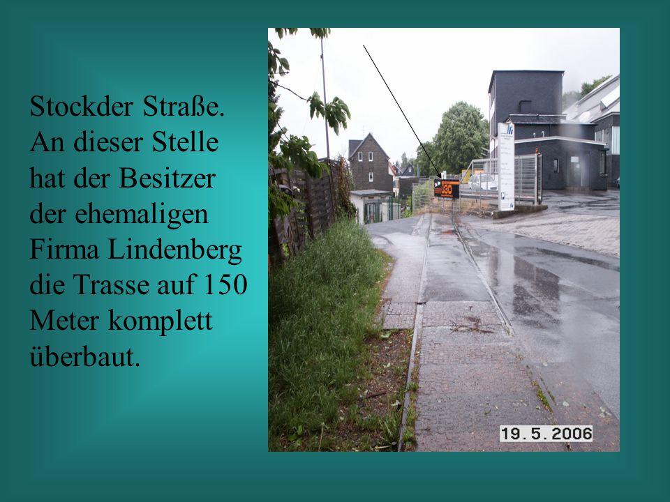 Stockder Straße.
