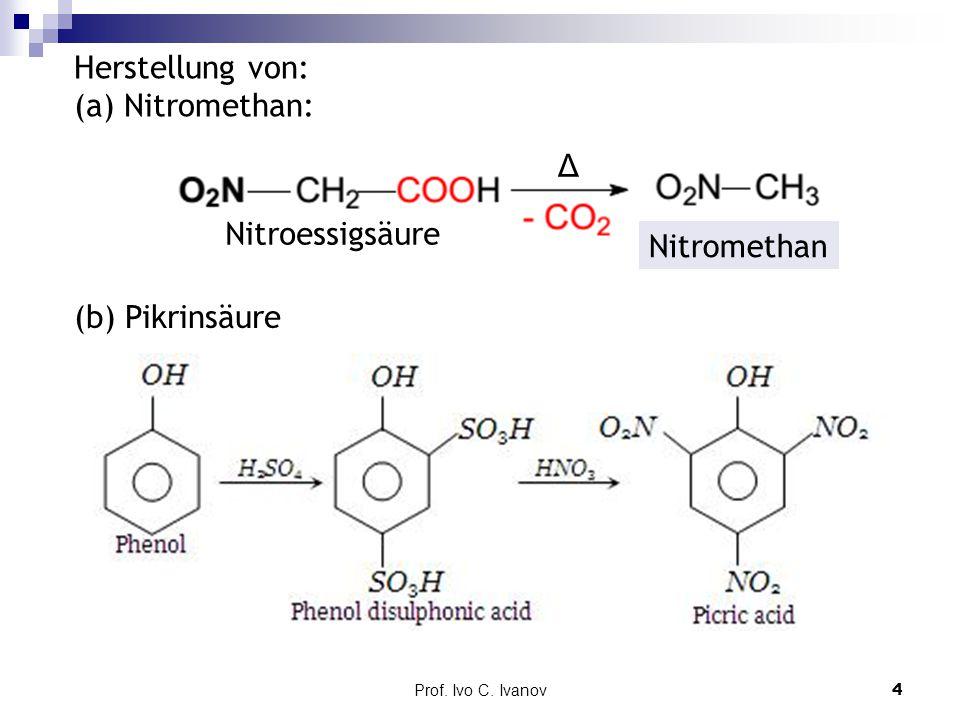 Prof.Ivo C. Ivanov15 3. Hofmann-Abbau von Amiden: eine Umlagerungsreaktion 4.