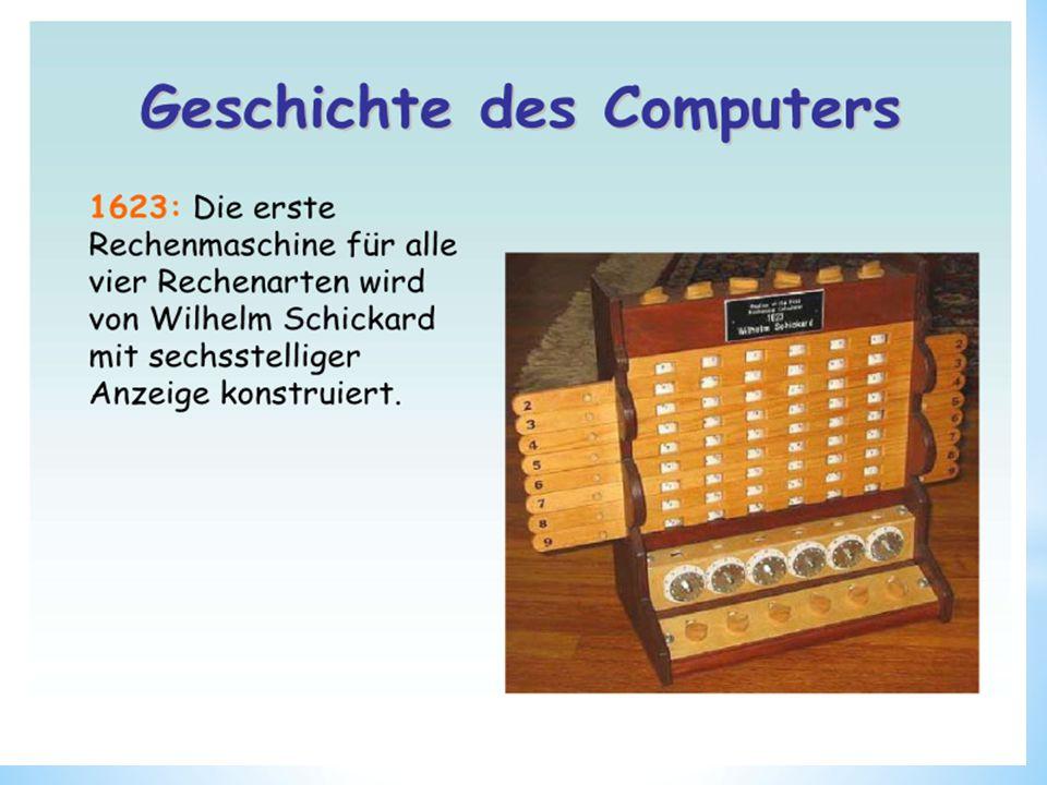 * Die kurze Geschichte des PC s - Teil 1 (Deutsch) * http://www.youtube.com/watch?v=yKk_gfvBvI g&feature=related http://www.youtube.com/watch?v=yKk_gfvBvI g&feature=related