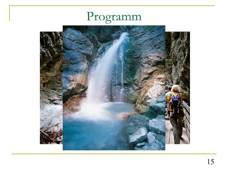 Programm 15