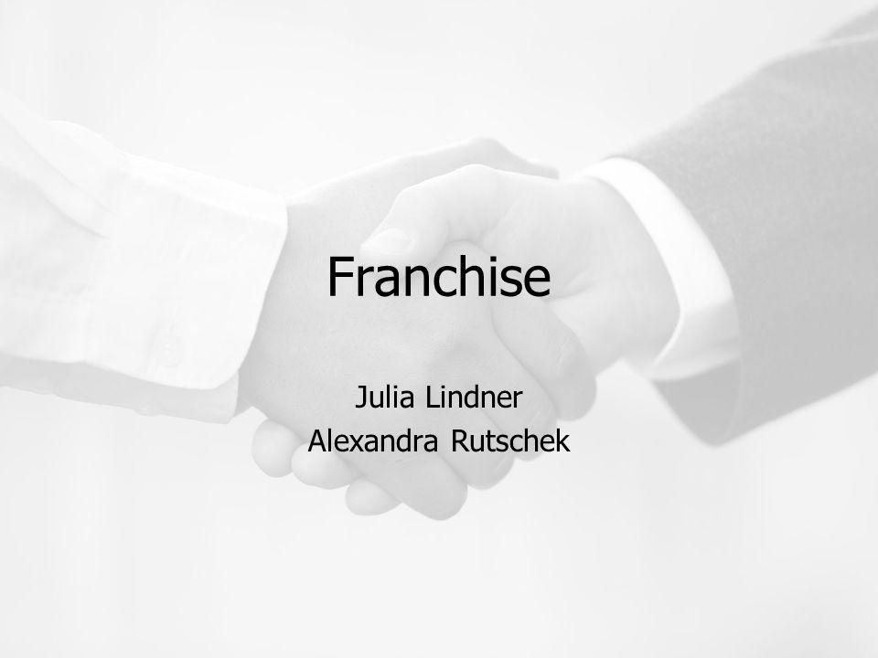 Franchise Julia Lindner Alexandra Rutschek