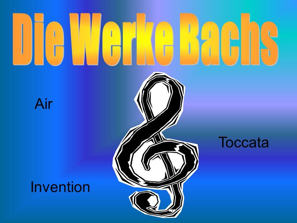 Air Toccata Invention