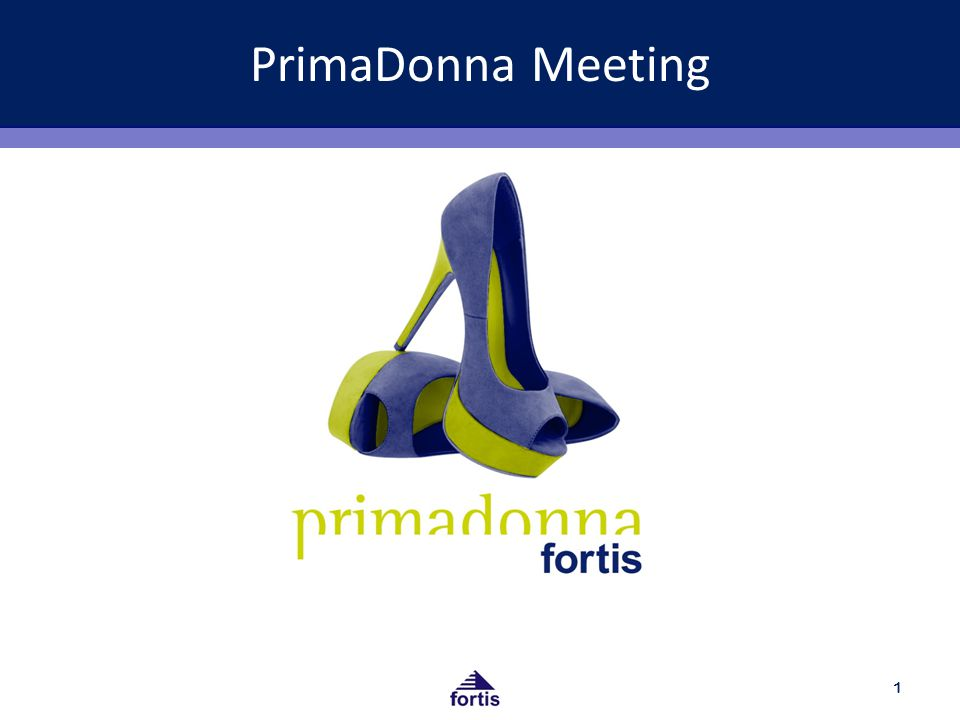 PrimaDonna Meeting 1