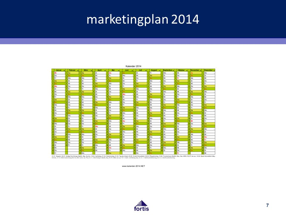 marketingplan 2014 7 Bild jahresplaner
