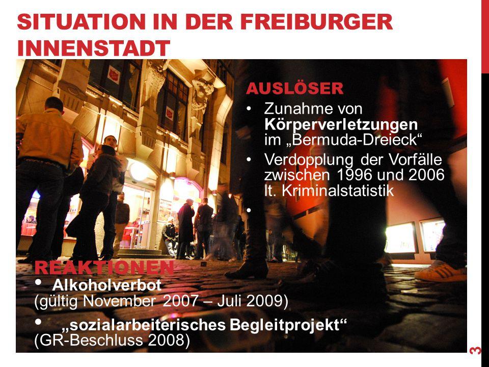 Vermittlung von Risiko-Management-Kompetenz Wissensvermittlung (Alkohol, Zivilcourage, Erste Hilfe) 24 Stattdessen: PEER-EDUCATION-PROJEKT!