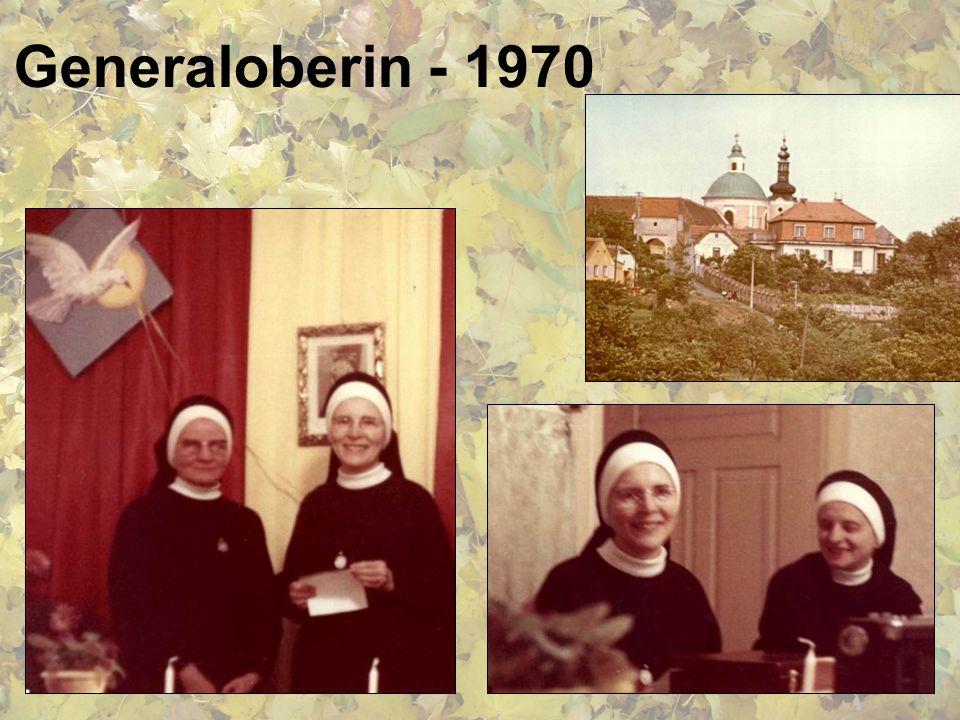 Generaloberin - 1970