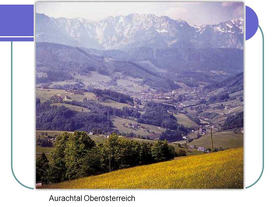 Aurachtal Oberösterreich