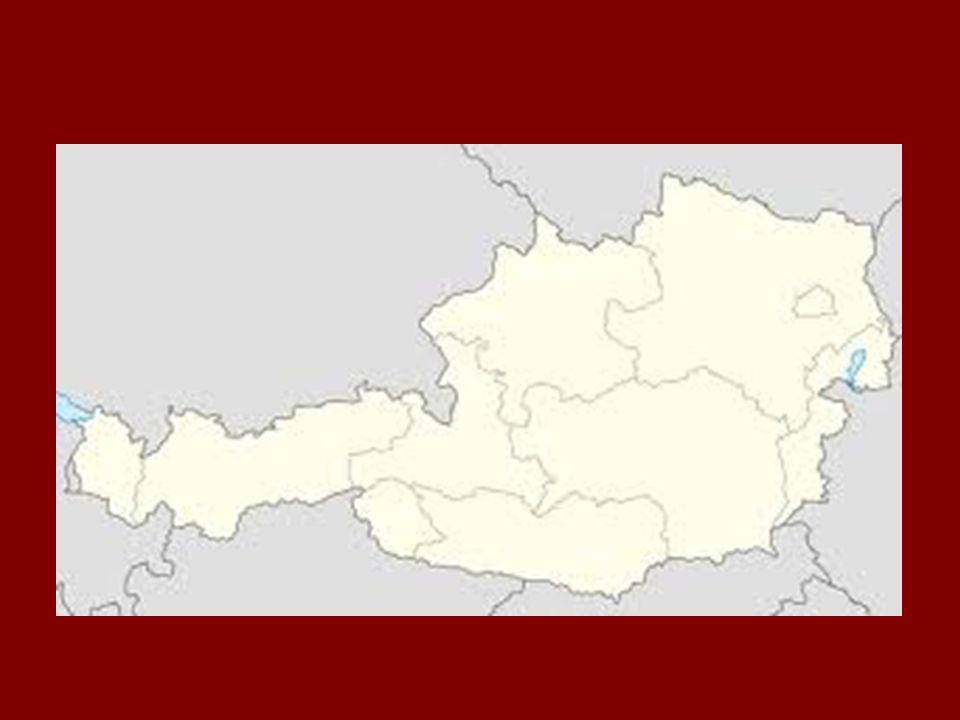 Woran grenzt Österreich?