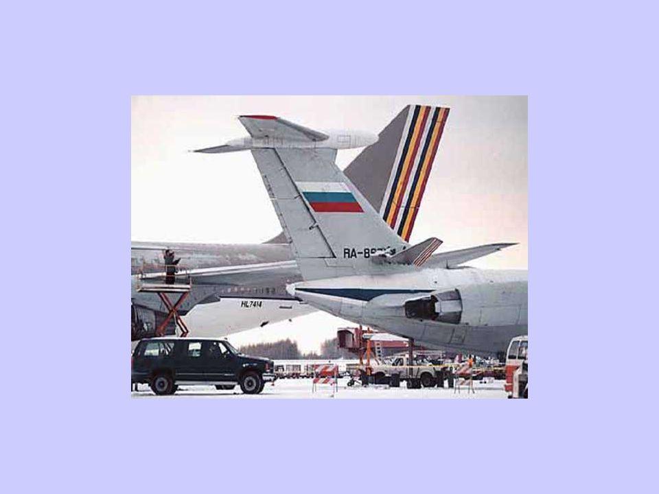 Unsere Flugzeugpalette reicht von ganz klein...