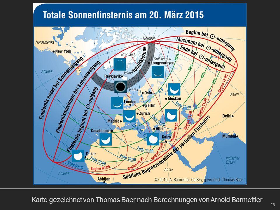 19 Karte gezeichnet von Thomas Baer nach Berechnungen von Arnold Barmettler
