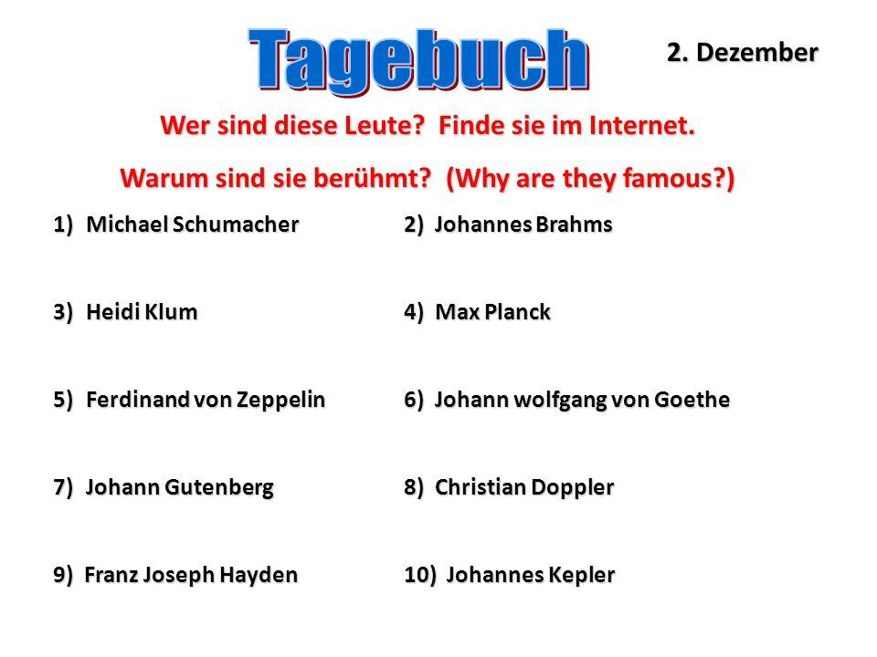 Deutsch I: Deutsch II/III: Du kannst es schaffen.You can do it.