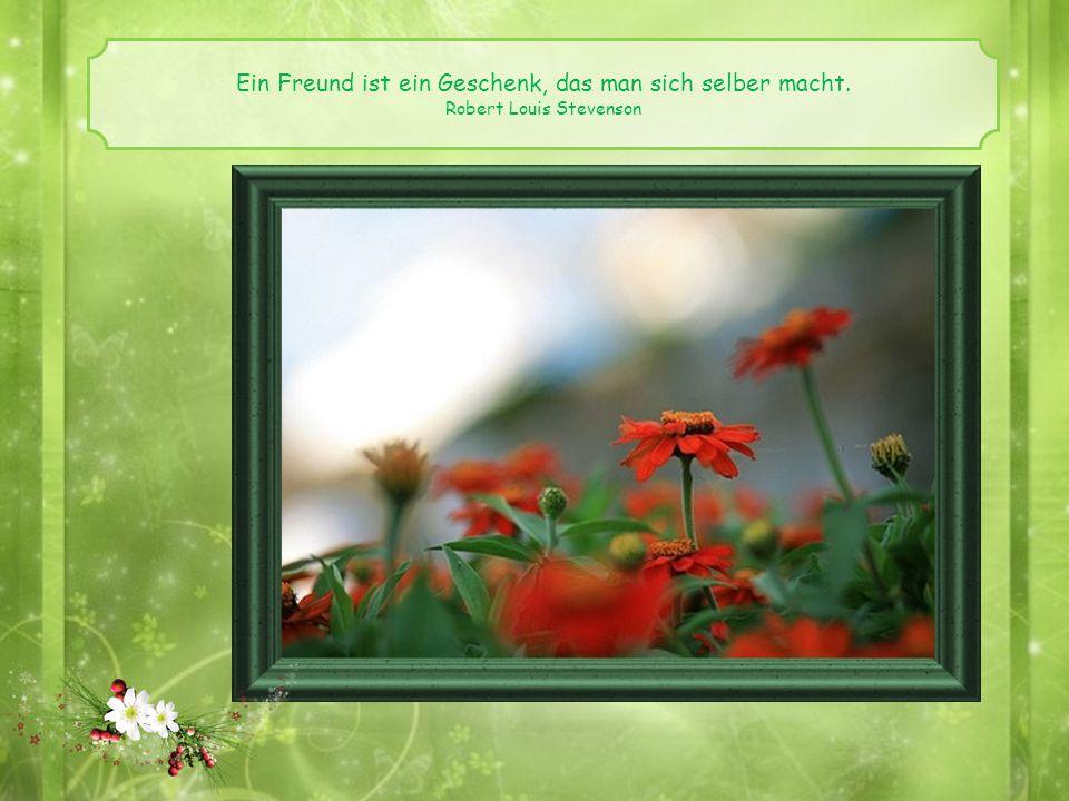 Jedermann kann für die Leiden eines Freundes Mitgefühle aufbringen. Es bedarf aber eines wirklich edlen Charakters, um sich über die Erfolge eines Fre