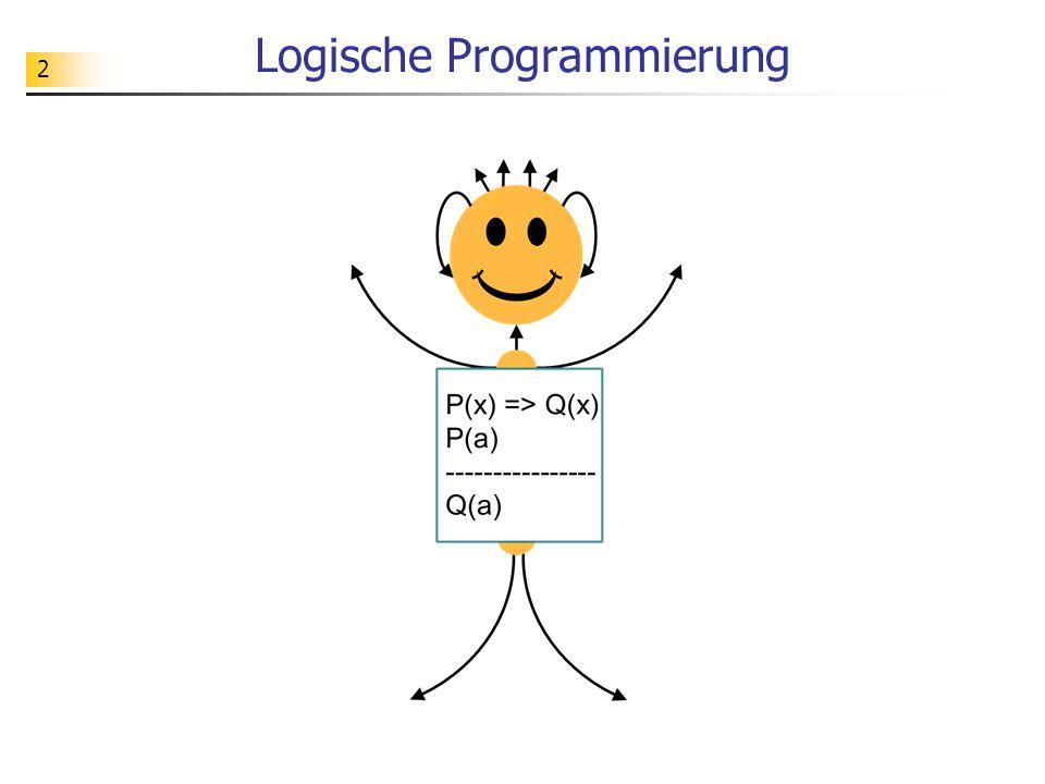 2 Logische Programmierung